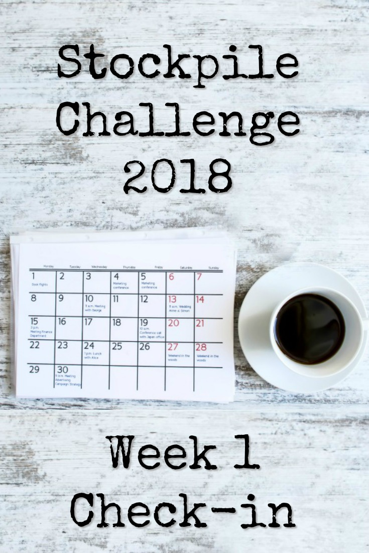 Here\'s what people participating in the Stockpile Challenge 2018 learned in the first week.