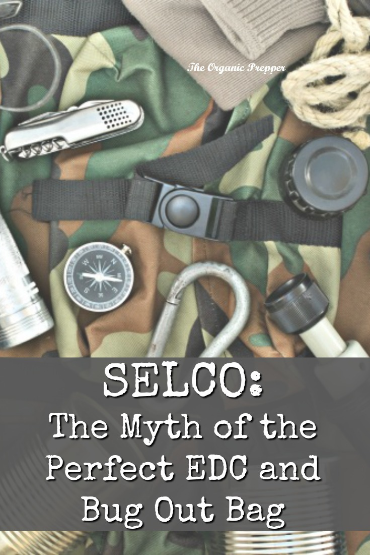 Selco has some bad news. There is NO universal, perfect everyday carry kit and bug out bag. But he has some tips on creating the one that is right for you. | The Organic Prepper