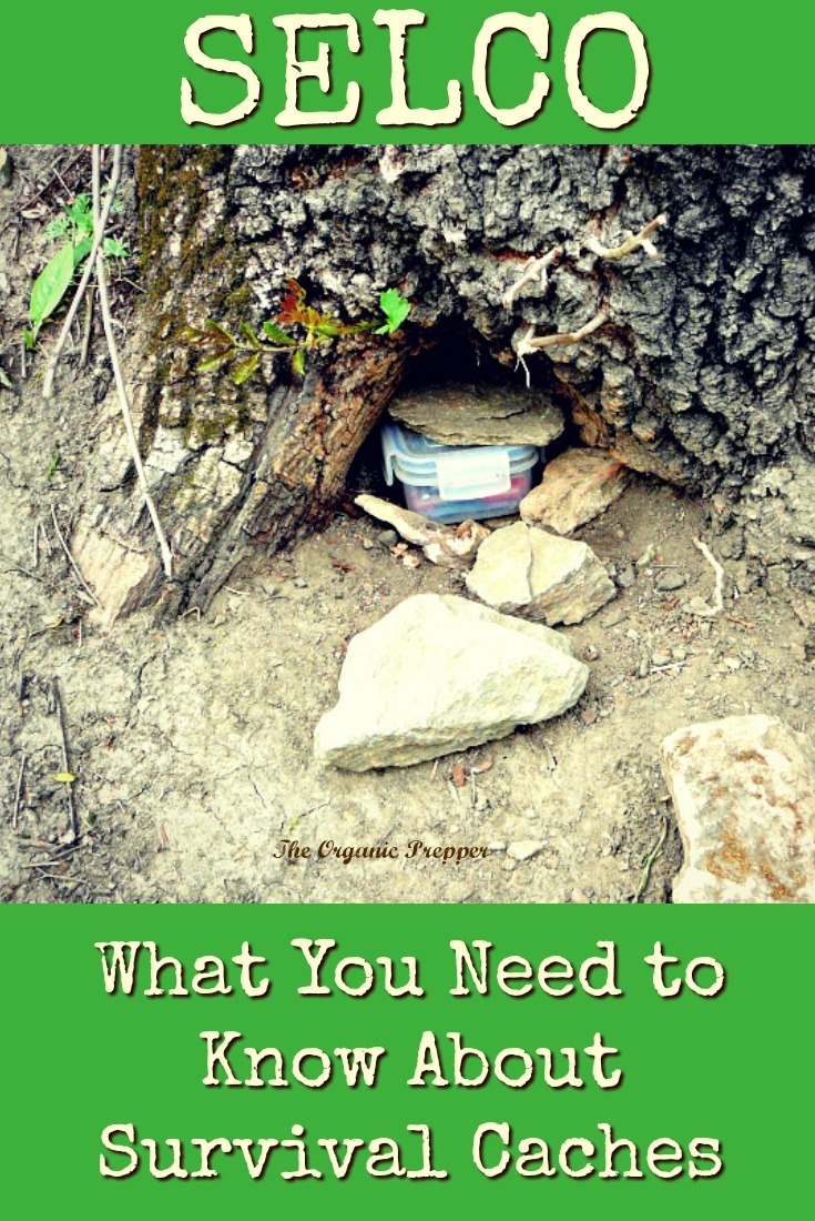 Selco shares what you need to know about survival caches including what to put in them, where to hide them, and how to remember where they are. | The Organic Prepper
