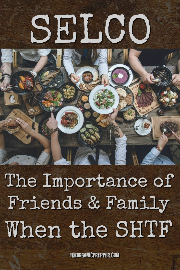 When the SHTF you will want to surround yourself with friends and family. But how do you know who you can trust when times are bad? Selco has some advice. | The Organic Prepper