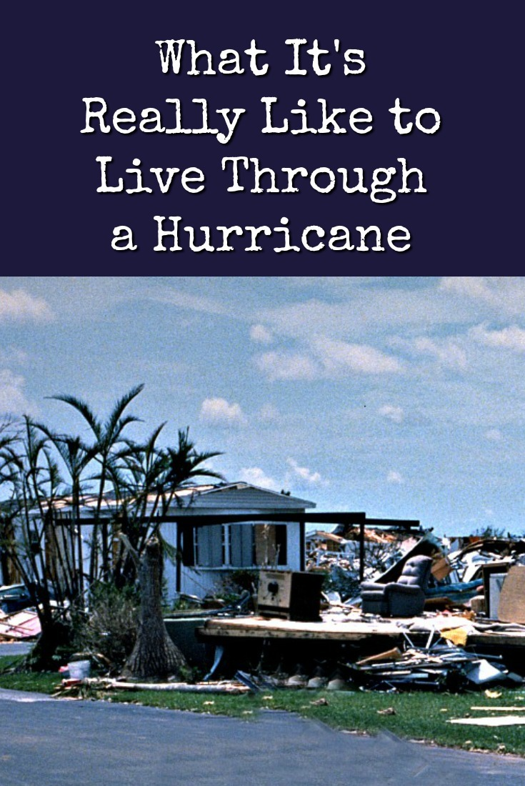 A Florida native shares a detailed story of what it\'s really like to live through a hurricane and how to get through the aftermath smoothly. | The Organic Prepper