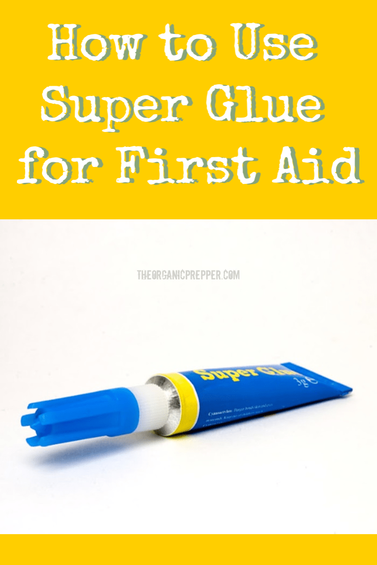 You\'ve probably heard of people closing wounds with super glue. Here\'s what you need to know so you can safely use super glue for first aid purposes.