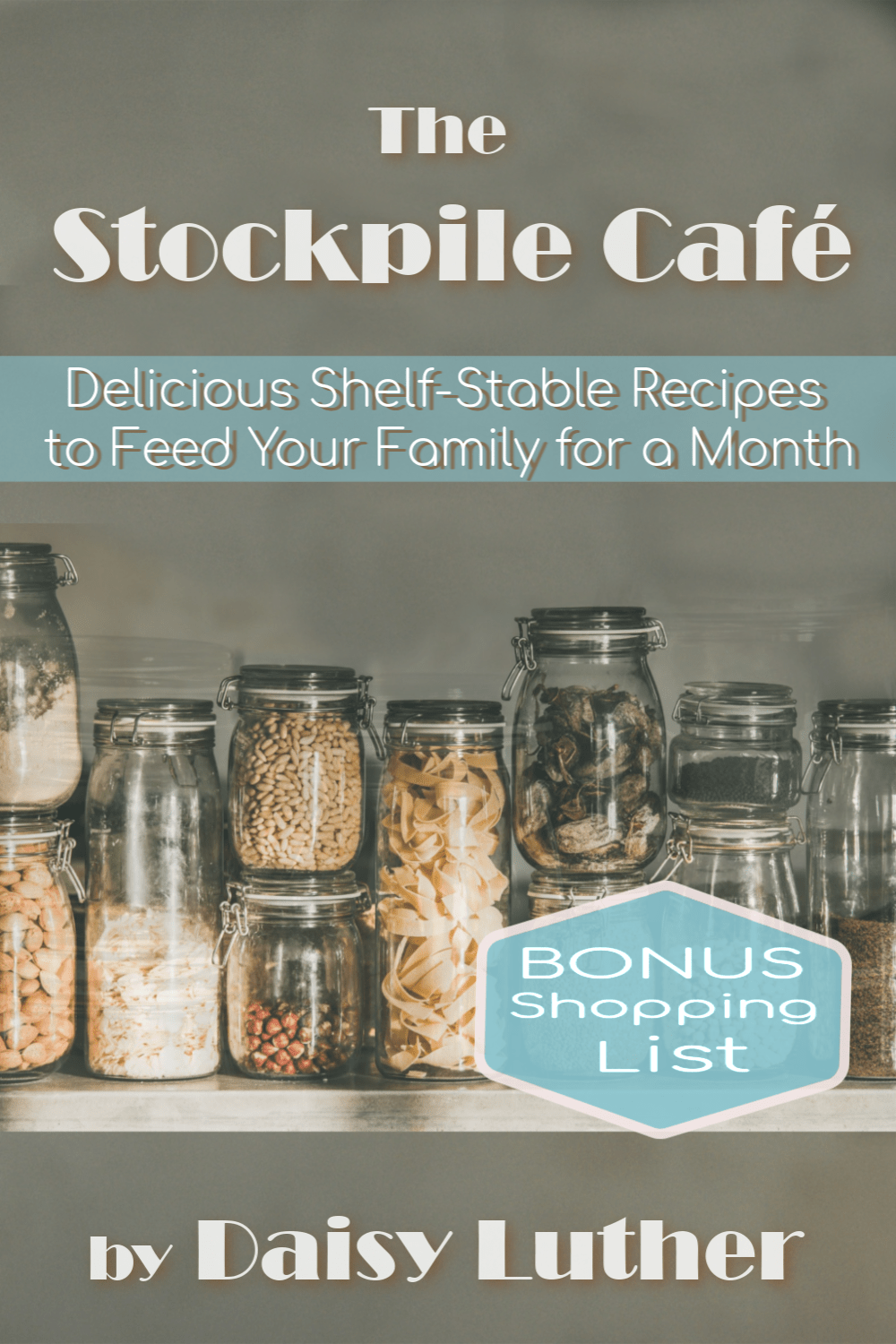 Eating from your stockpile for a month doesn\'t have to be boring and unpleasant. If it\'s nonstop beans and rice, you\'re doing something wrong. Check out these unique, shelf-stable recipes.