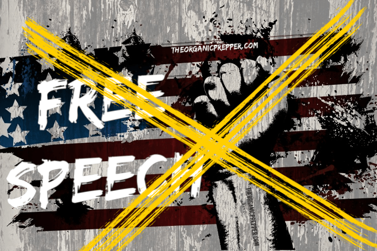 51% of Americans Want to END Free Speech - The Organic Prepper