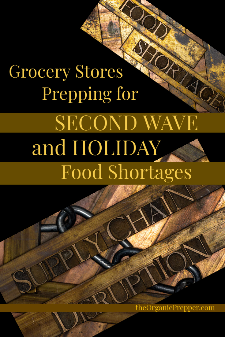Grocery Stores Are Prepping for a Second Wave and Holiday Food Shortages