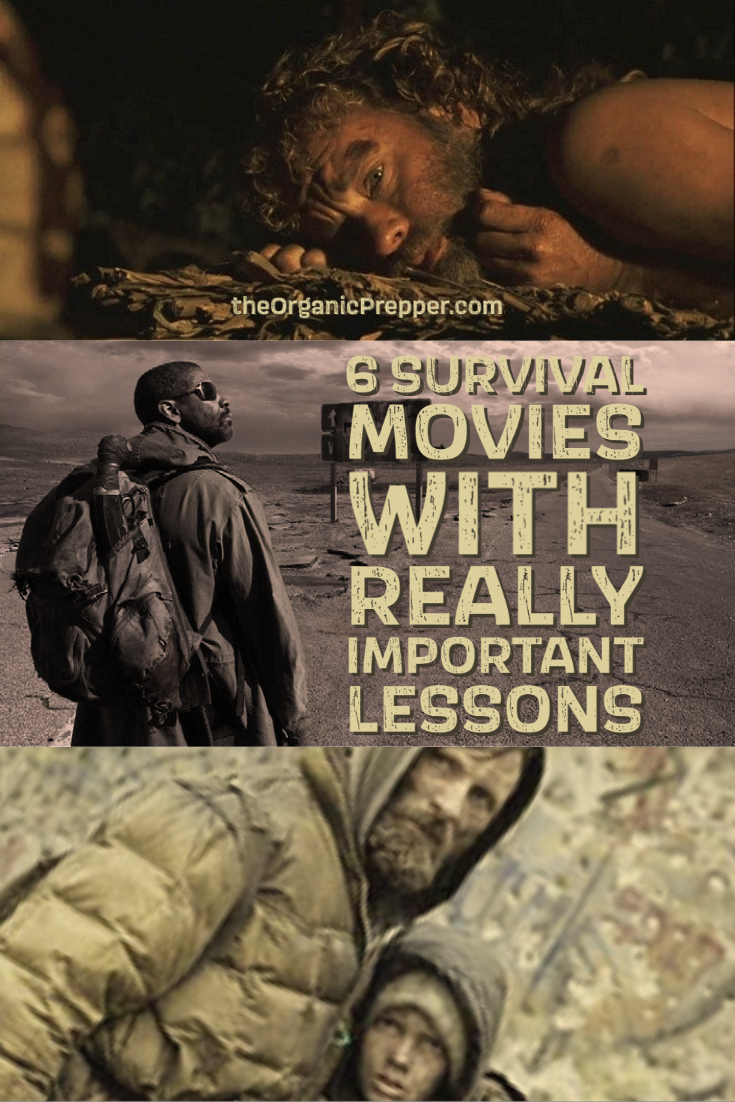 6 Survival Movies with Really Important Lessons