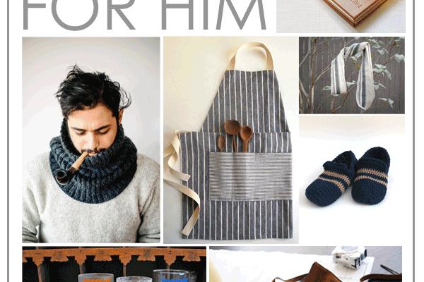 DIY Handmade Gifts for Him