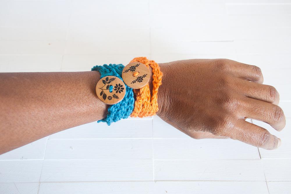 Thursday To-Do | Crochet Wrap Bracelets