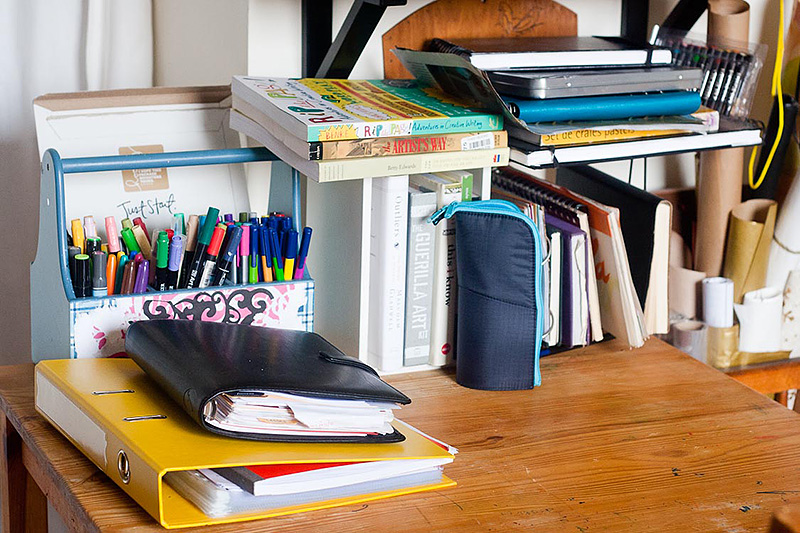 Get a Handle on Your Creative Space Once & For All