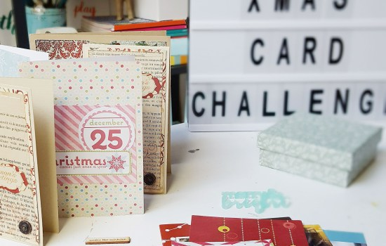 10 Ideas for Handmade Christmas Cards
