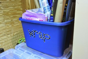 how to create storage in a storage space