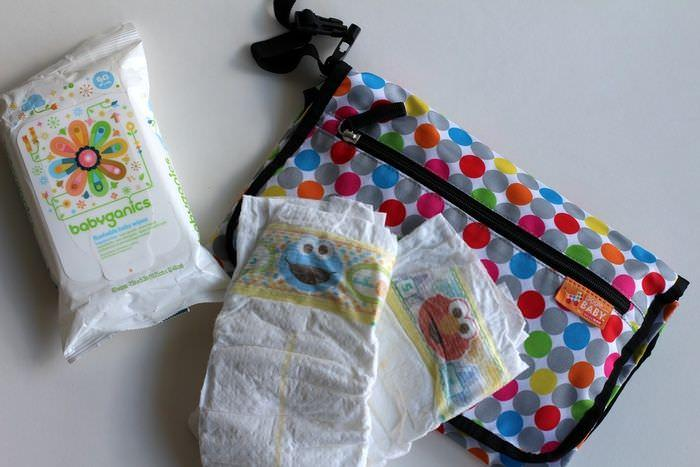 Packing The Diaper Bag List