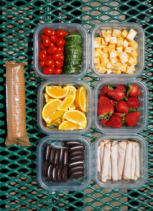 Reader Request: Traveling With A Toddler On Road Trips - Easy Picnic Llunch Kids