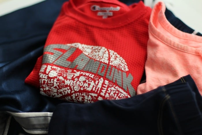 5 Creative Ways To Conquer Outgrown Children's Clothes
