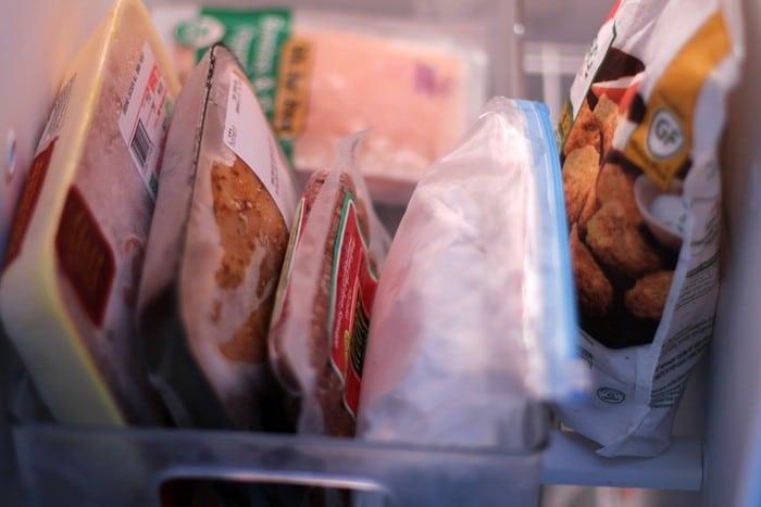 Ways To Organize A Freezer That Won't Freeze Your Budget