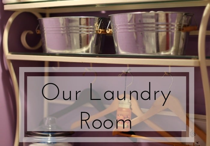 Loads Of Laundry In The Laundry Room