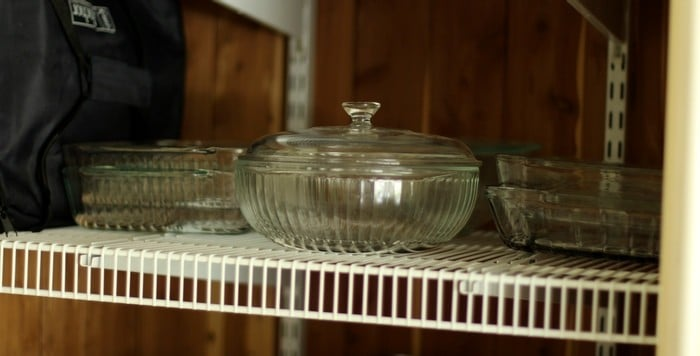 Rethinking A Pantry And Ways To Organize It - Glass Wear