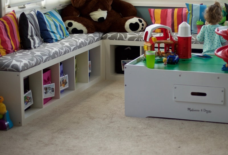 Completed Play Room