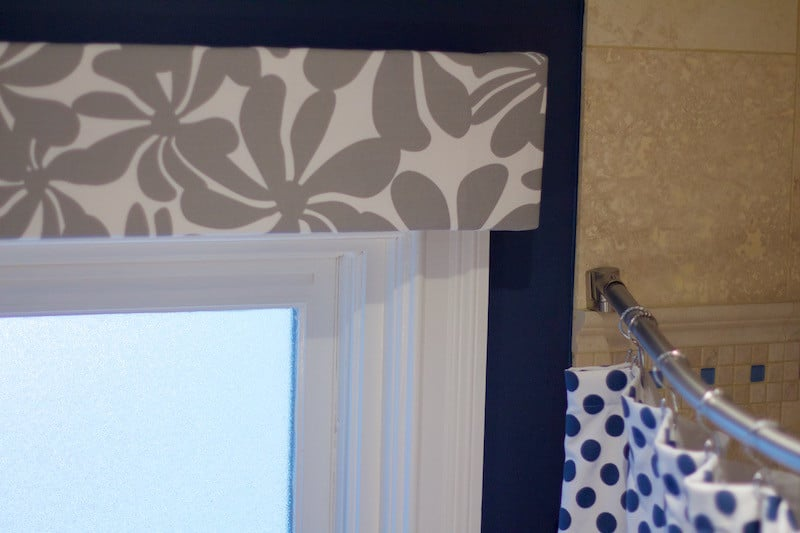 DIY Window Valance Tutorial