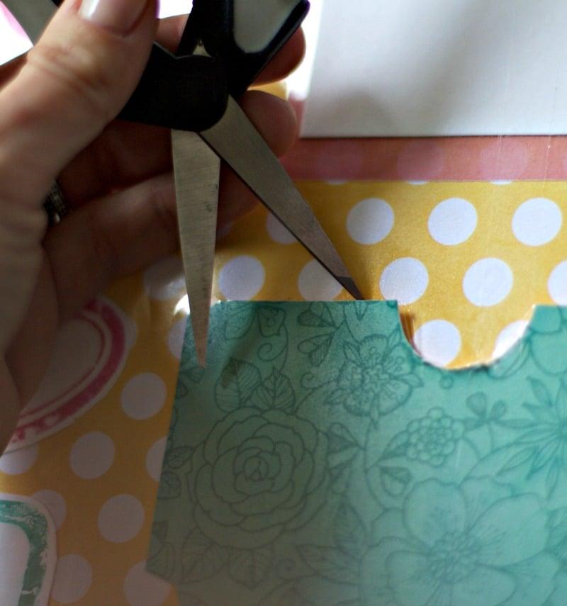 Cutting Pocket