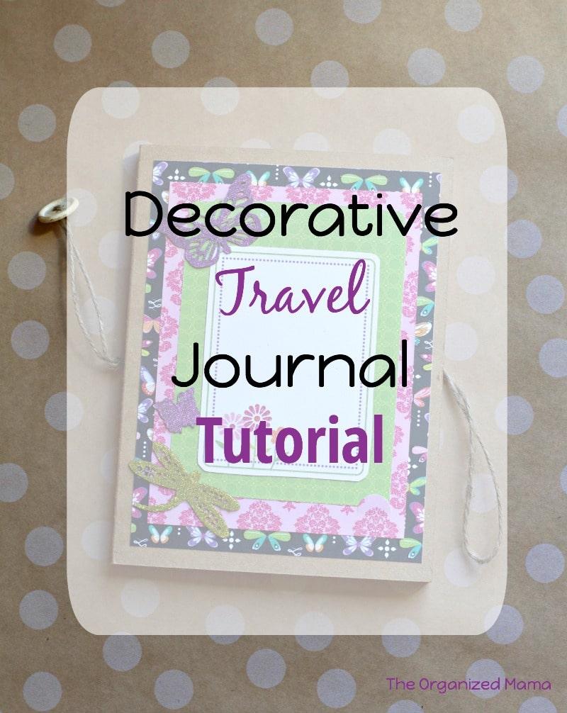 Travel Journal Tutorial