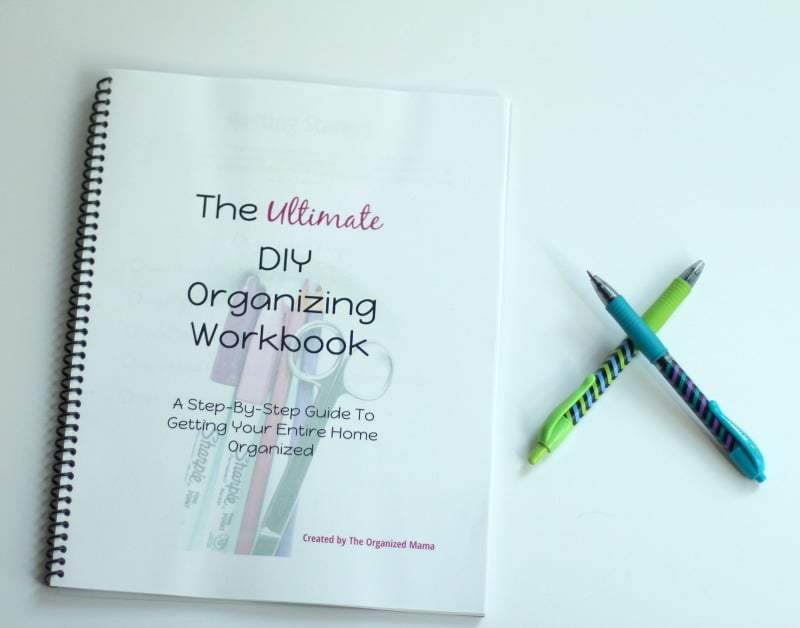 ultimate-diy-organizing-workbook