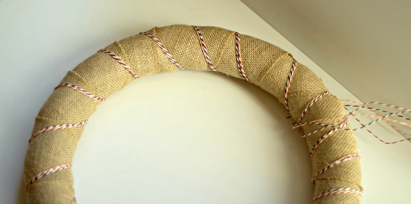 wrapping-wreath