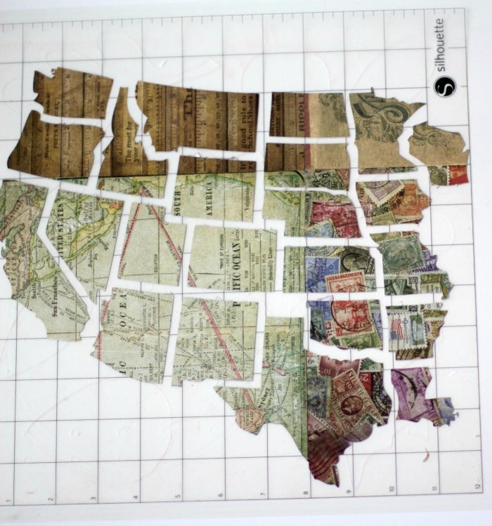 map-on-silhouette-cut-mat