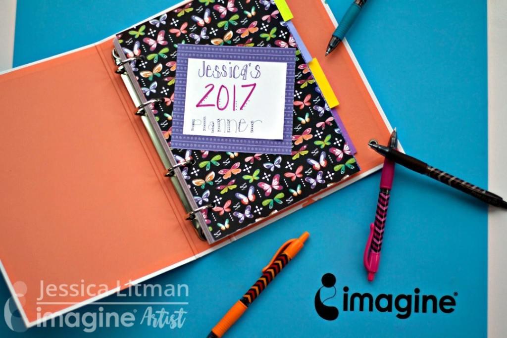 Planner Scrapbook 2017
