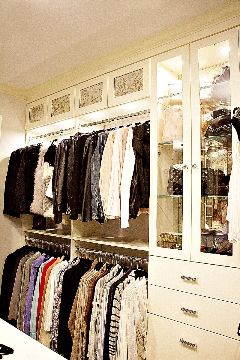 closet organization