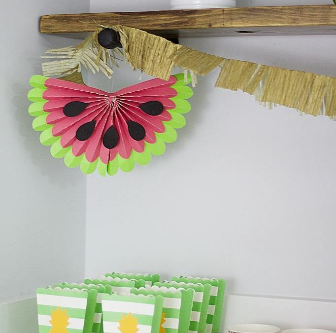 Luau Themed Party Inspiration