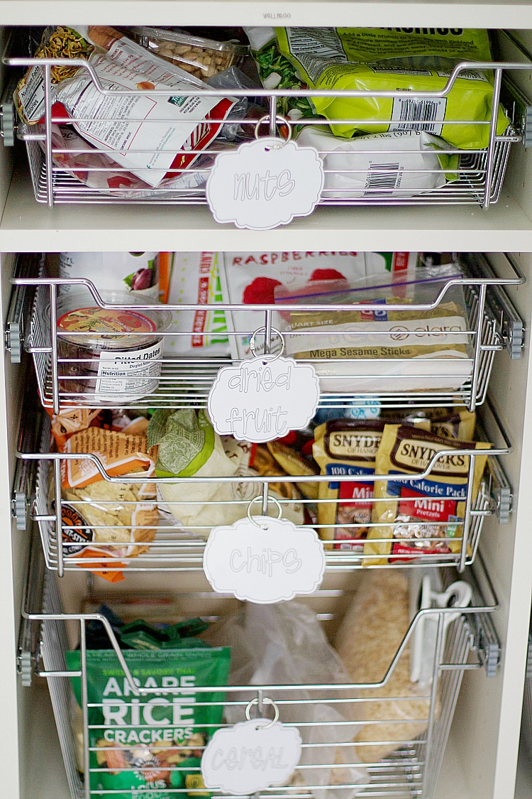 How To Organize Your Entire Home Pantry