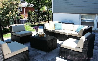 How To Freshen Up Outdoor Decor