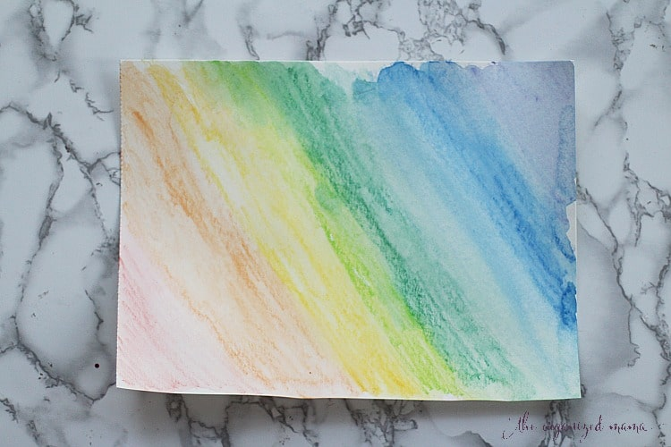 Follow this basic tutorial for creating your own watercolor labels using Derwent watercolor pencils and Xyron laminate for the perfect crafty label. #watercolor