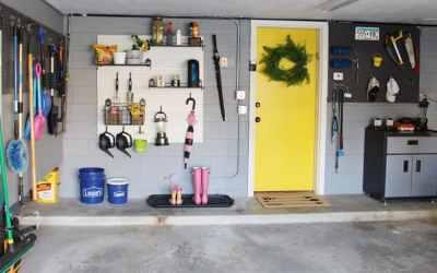 10 Garage Storage Ideas That Will Make Your Garage Organized