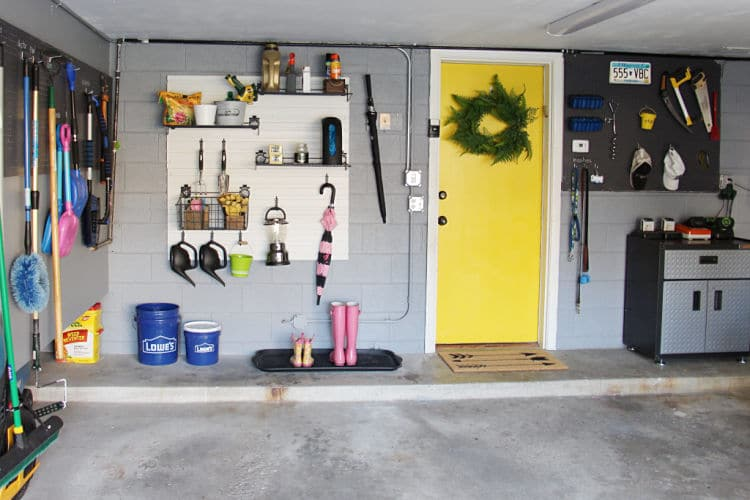 10 Garage Storage Ideas That Will Make Your Garage Organized