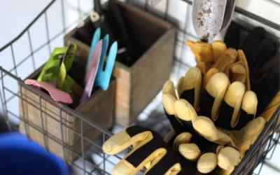 How To Effectively Create Garden Tool Storage With Lowe's