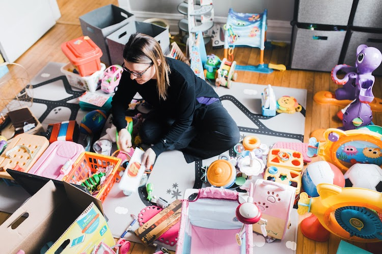 Ways To Organize Toys like a Professional