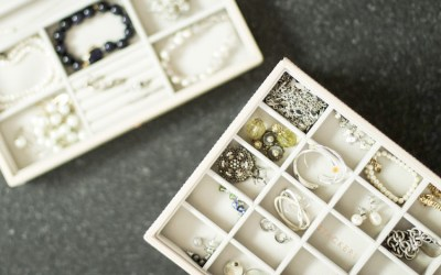 6 Tips For Organizing A Modern Jewelry Box