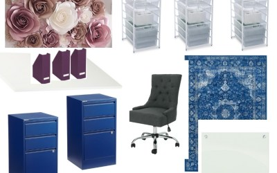 How To Create A Functional Small Office Design