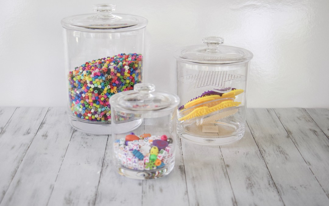 How To Store Pearler Beads So Your Kids Can Actually Use Them