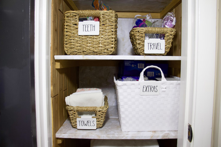 How to Organize Your Linen Closet Like a Pro