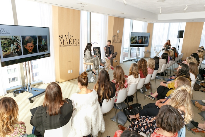 Bobby Berk at BHG stylemaker event 2019