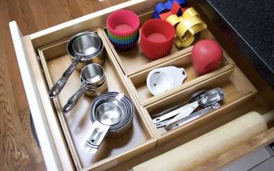 4 Bite-Size Tips To Organize Kitchen Utensils In Under 10 Minutes