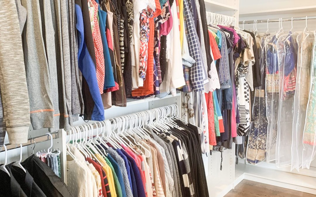 Easy Ways To Create A Capsule Wardrobe