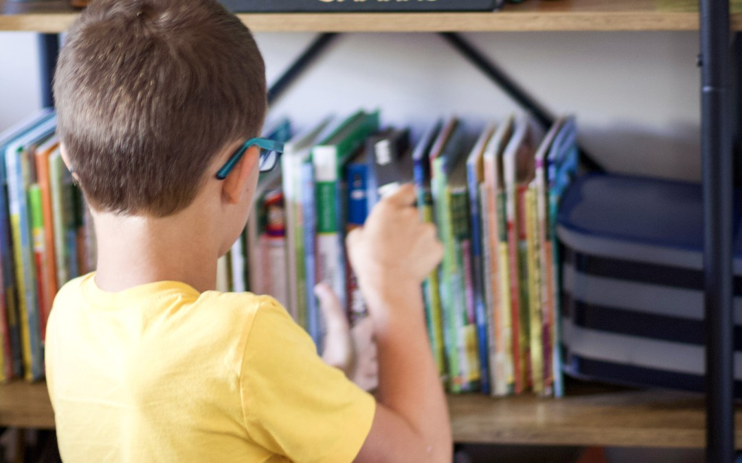 How to Teach Kids to Organize