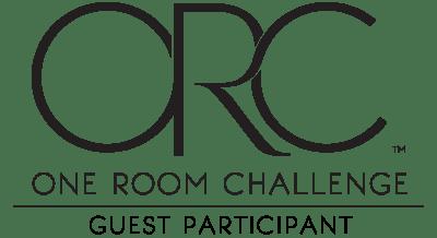 One Room Challenge Guest Participant logo 2020