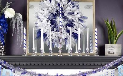How To Make A Hanukkah Wreath
