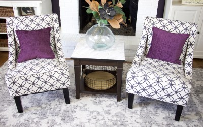 How To Upcycle End Table