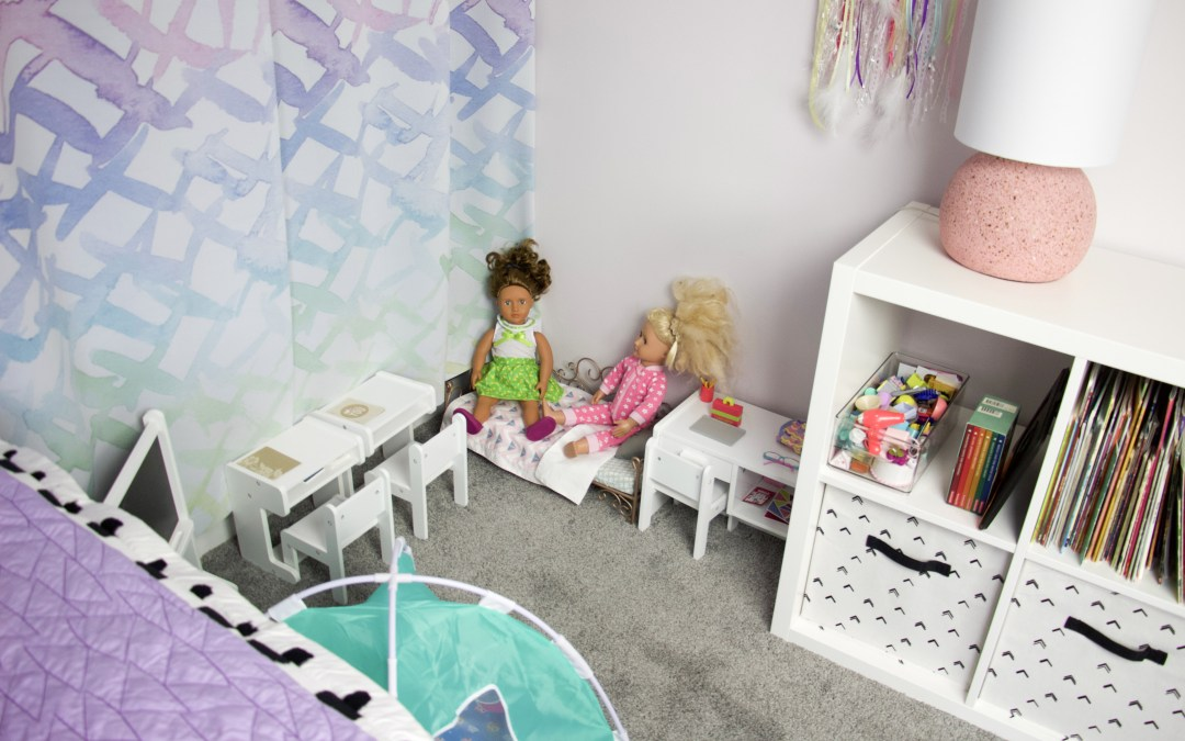 American Girl Doll Storage Ideas